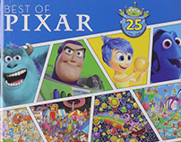 Look and Find / The Best of Pixar
