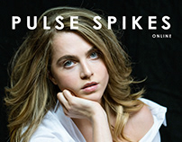 Celebrity Anne Winters Editorial Pulse Spike