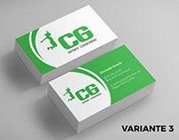 Projet Business Card CG Sport Coach
