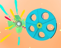 Cinemachi Kids Cinema ident