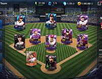Baseball Manager Game UI/GUI (Personal Work)