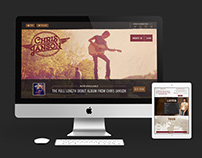 Chris Janson • Website