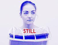 still / silent