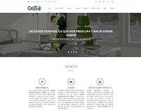 Página Web de Equpos y Suministros Médicos - Venezuela