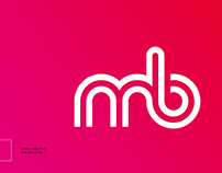 mb initials / Personal Branding