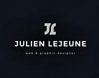 Julien Lejeune - Identity