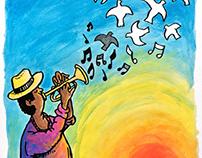 Trumpet peace