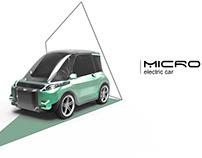 ELECTRİC CAR - MICRO