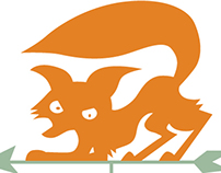 Crazy Fox Farm logo