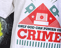 Only God can punish our Crime
