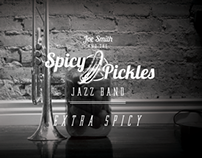 Joe Smith & the Spicy Pickles Jazz Band EP