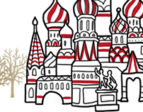 Illustration for Expatrielles / Expatriation for women