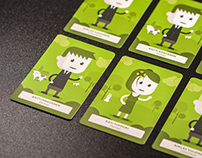 Qnware business cards