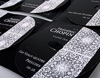 CD series package of Chopin #2 | 2010