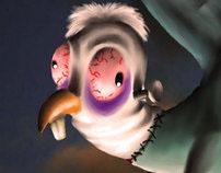 Pombo Mutante