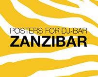 ZANZIBAR POSTERS'13