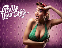 Pin Up Your Style - Rip Curl, Animal