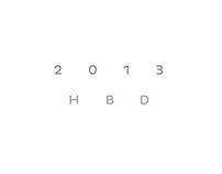 HBD | 2013-