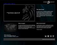 The Jones Group website