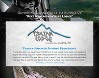 Tsaina Lodge Promo Book