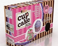 Caja Kit Cup Cakes