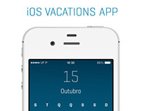 iOS Vacations APP