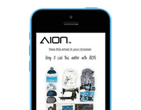 AION Newsletter Template