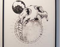 Esoteric Skull