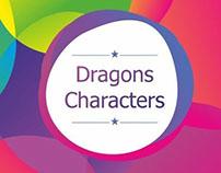 dragons Characters