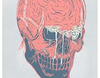 Roomy Skedel (Ice-Cream Skull)