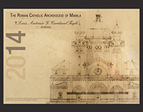 Archdiocese of Manila 2014 Calendar