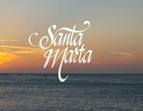 Vector Santa Marta