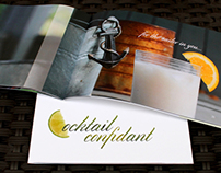 Cocktail Confidant Mixology Book