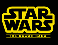 Star Wars Kawaii Saga (Fanart)