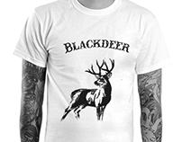 Packaging: Black Deer Beer