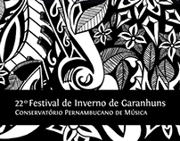 Garanhuns Winter Festival Booklet