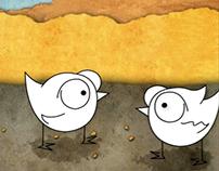 Popcorn Birds