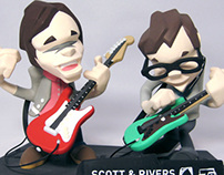 SCOTT & RIVERS ORIGINAL FIGURE