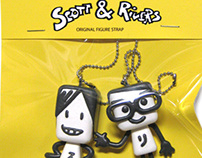 SCOTT & RIVERS ORIGINAL FIGURE STRAP