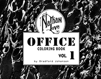Nathan Love Coloring Book