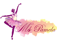 Ms Pamela Logo Design