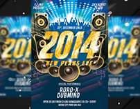 Flyer New Year Eve 2014
