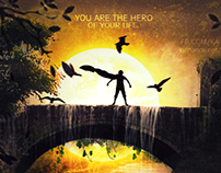 You Are The Hero ..