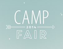 Camp Fair Advertisements