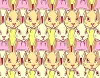 Rabbits Pattern