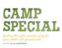 Camp Special Thrive Layout