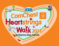 ComChest HeartStrings Walk 2011
