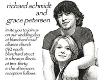 RIch & Grace Schmidt Invitation