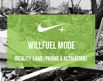 Nike Willfuel Mode (Silver - ADC)
