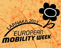 European Mobility Week Video-Larnaca 2013